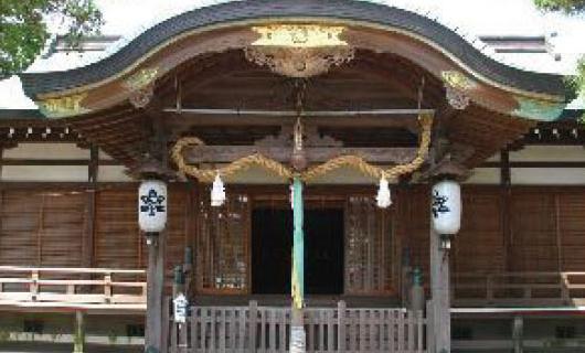 明石市:岩屋神社の写真