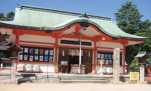 明石市:住吉神社の写真