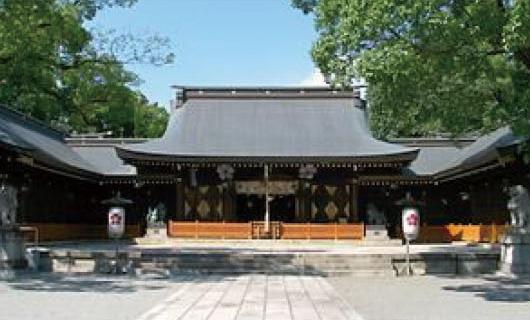 姫路市:護国神社の写真