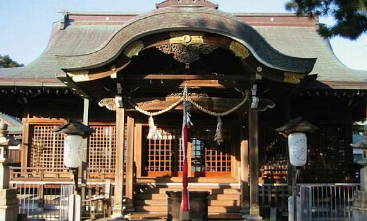 垂水:海神社の写真