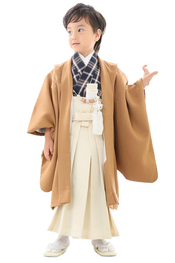 ユースマイル別府店・飾磨店:七五三和装(5歳男の子)BB078