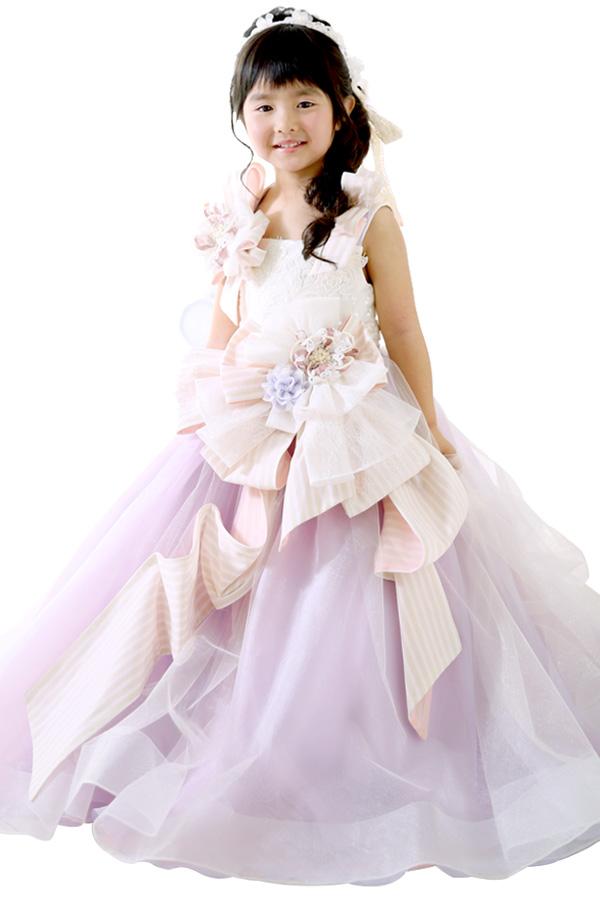 ユースマイル全店:七五三洋装(3歳女の子)COO457