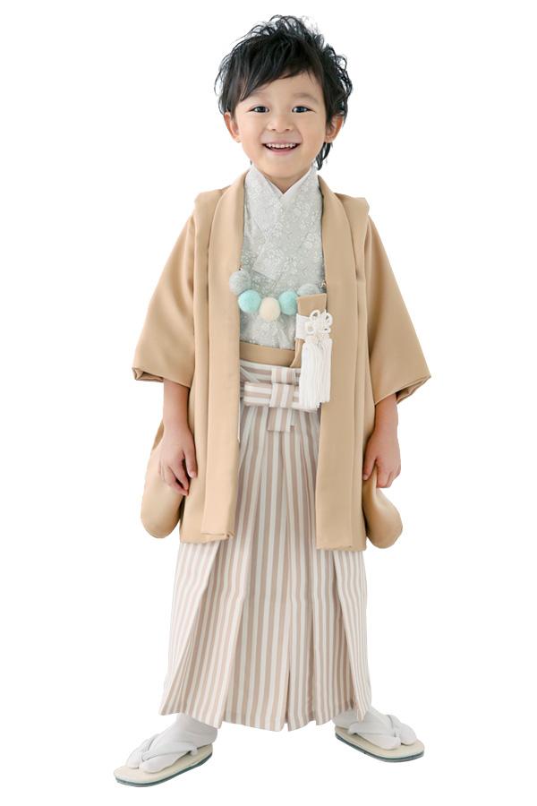 ユースマイル別府店:七五三和装(3歳男の子)BB079