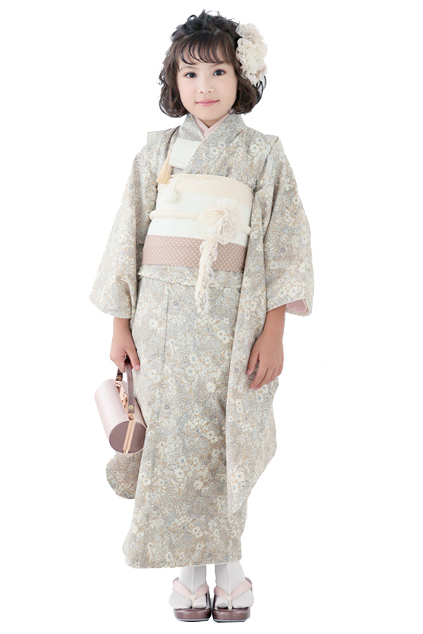 ユースマイル別府店:七五三和装(7歳女の子)BG122